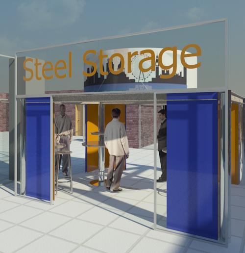 Exhibition Stand Revit : A revit