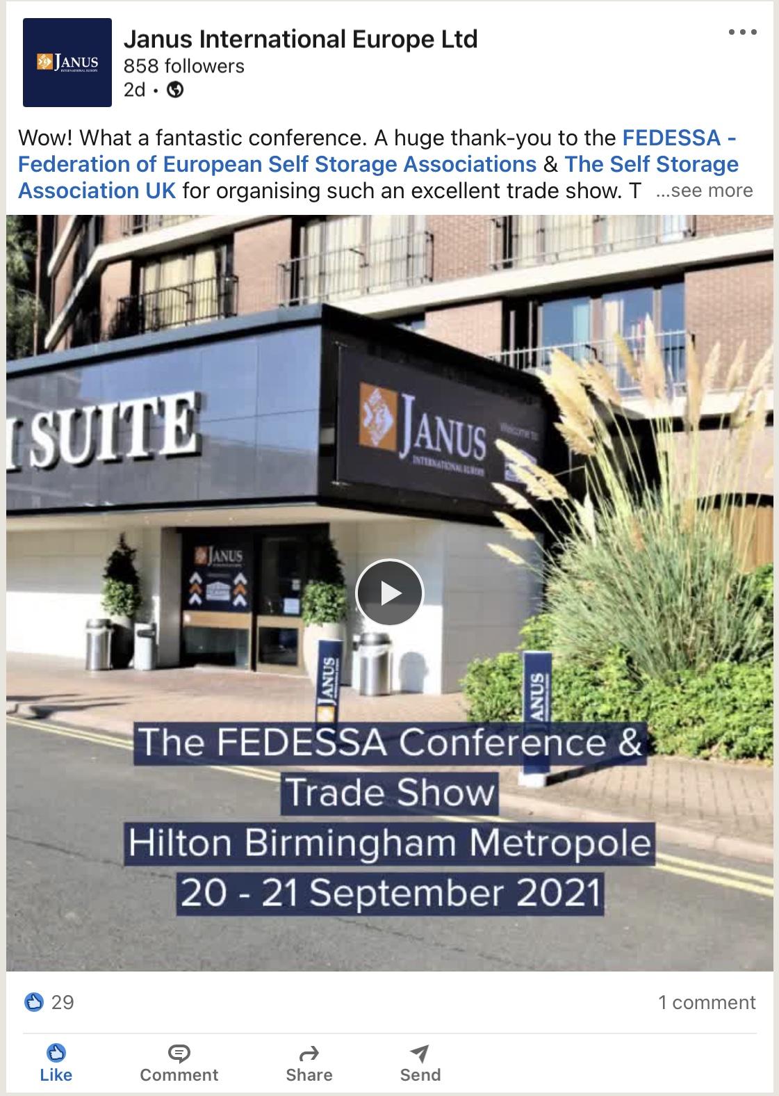 Fedessa Conference